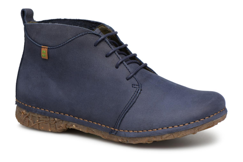 Zapatos de hombres y mujeres de moda casual El Naturalista Angkor N974 (Azul) - Zapatos con cordones en Más cómodo