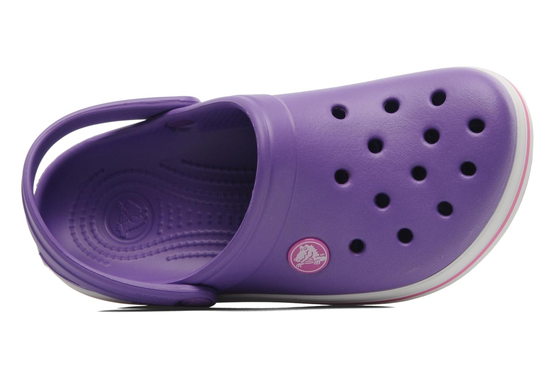 Sandalen Crocs Crocband kids Paars links