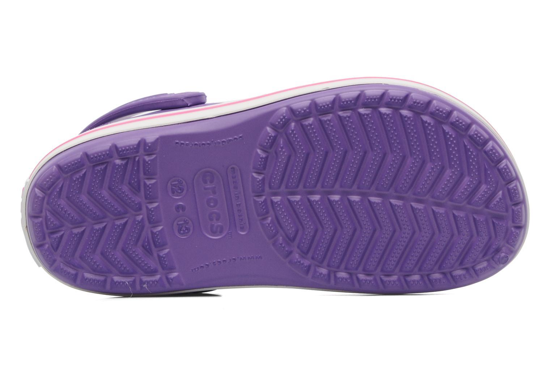 Sandalen Crocs Crocband kids Paars boven