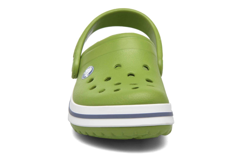 Sandaler Crocs Crocband kids Grøn se skoene på