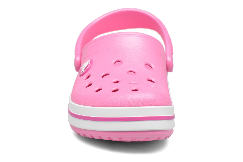 Sandaler Crocs Crocband kids Rosa bild av skorna på