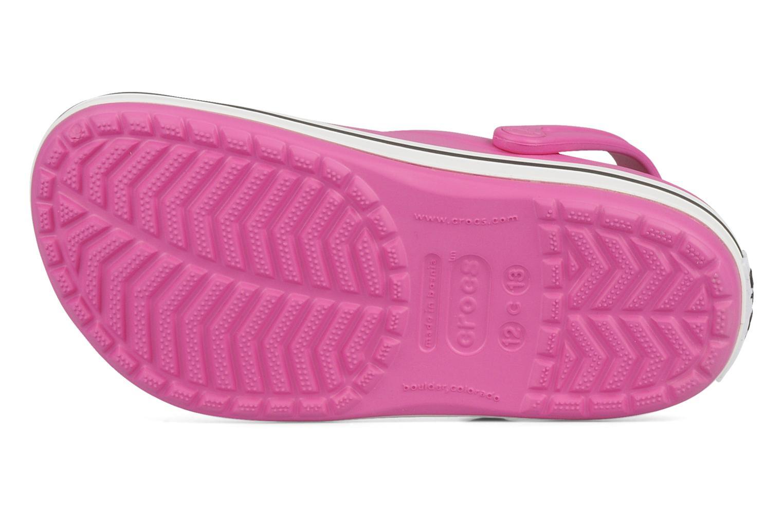Sandalen Crocs Crocband kids Roze boven