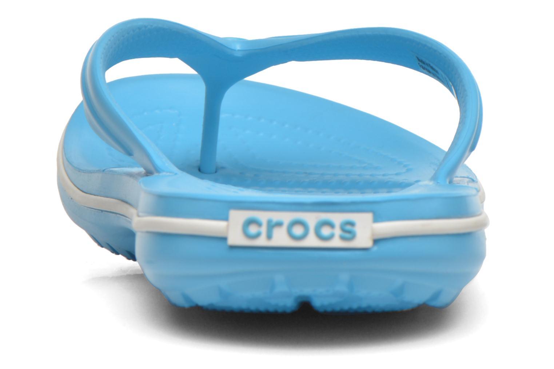 Slippers Crocs Crocband Flip M Blauw rechts