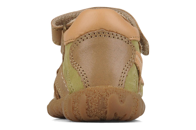Sandales et nu-pieds Mod8 Batofar Beige vue droite