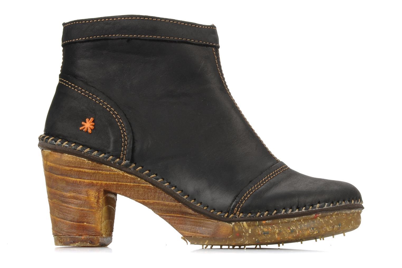 Boots en enkellaarsjes Art Amsterdam 316 Zwart achterkant