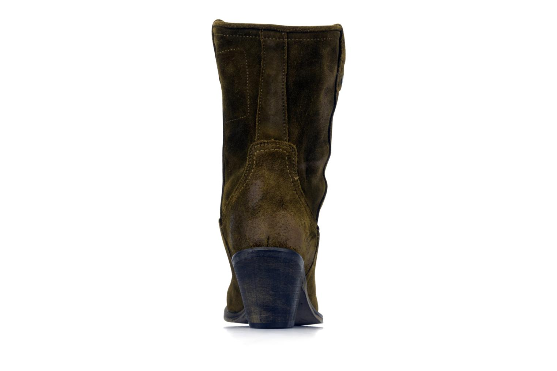 Boots en enkellaarsjes IKKS Gabriella Bruin rechts