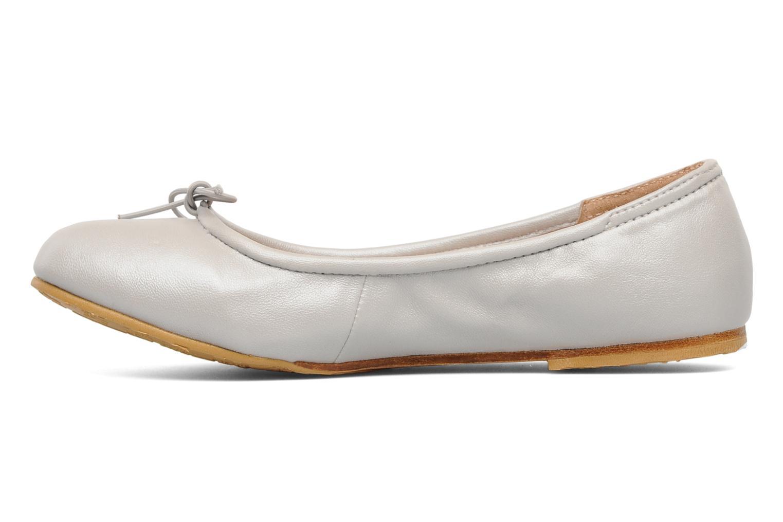 Ballerinaer Bloch Arabella Grå se forfra