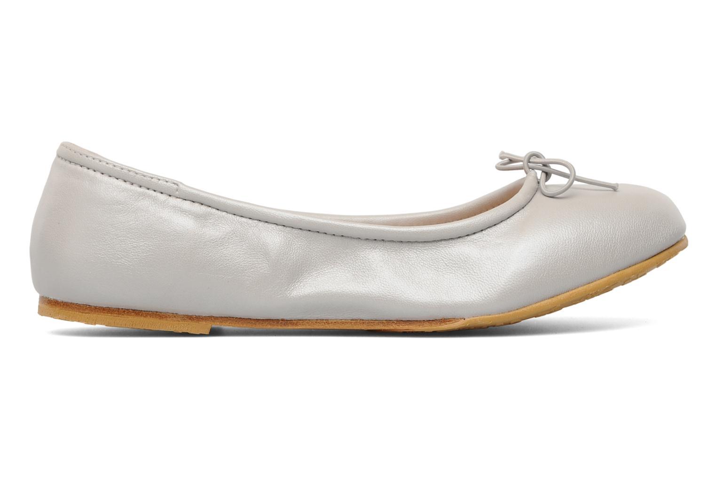 Ballerina's Bloch Arabella Grijs achterkant