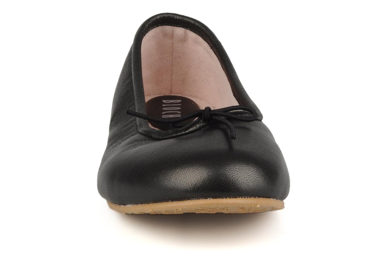 Ballerinaer Bloch Arabella Sort se skoene på