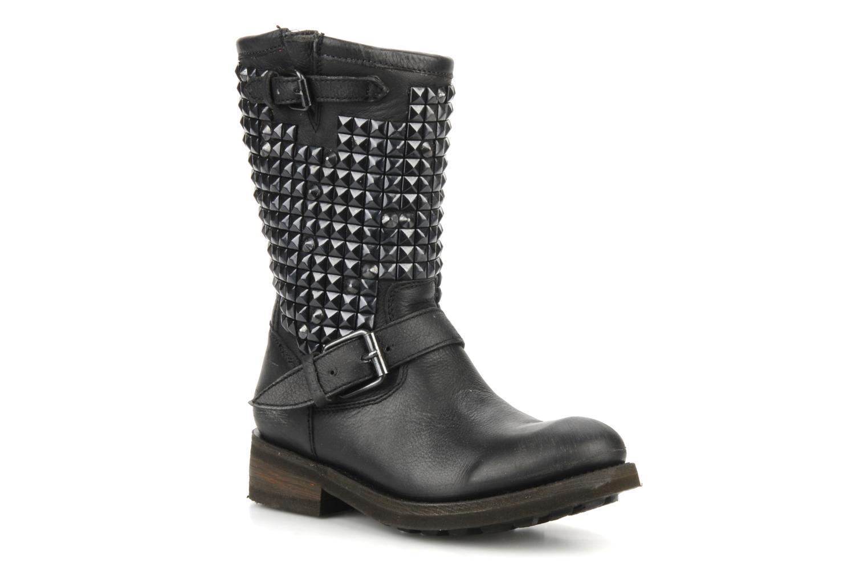 Bottines et boots Ash Trash bis Noir vue détail/paire