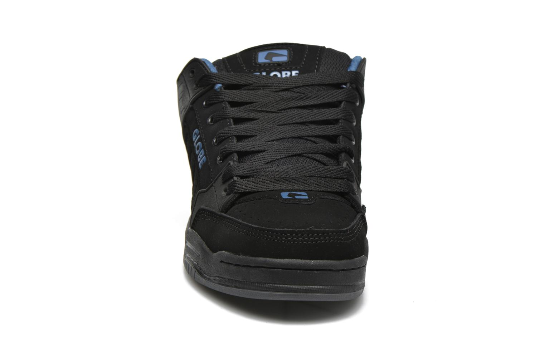 Chaussures de sport Globe Tilt Noir vue portées chaussures