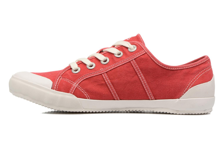 Sneaker TBS Opiace rot ansicht von vorne