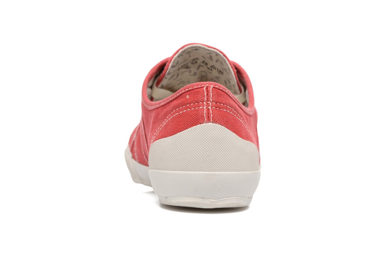 Sneaker TBS Opiace rot ansicht von rechts