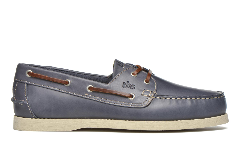Chaussures à lacets TBS Phenis Bleu vue derrière