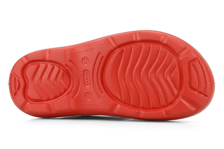 Laarzen Crocs Jaunt hello kitty Rood boven