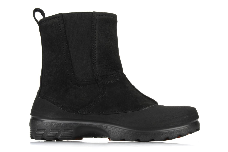 Stiefeletten & Boots Crocs Greeley schwarz ansicht von hinten