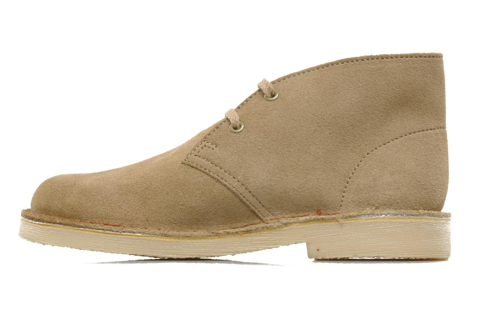 Desert Boot Junior Sand Suede