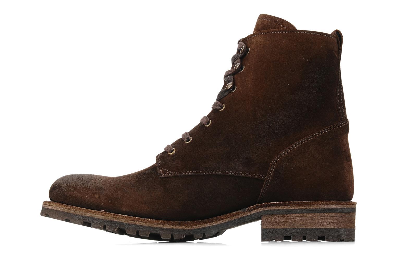 Bottines et boots Sancho Boots Randy Marron vue face