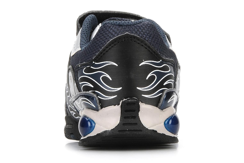 Sneakers Geox B fighter2 e Blauw rechts