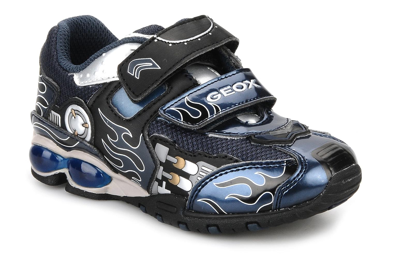 Sneakers Geox B fighter2 e Blauw detail