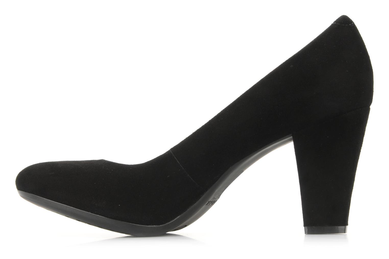 Zapatos de tacón Geox D marian j Negro vista de frente