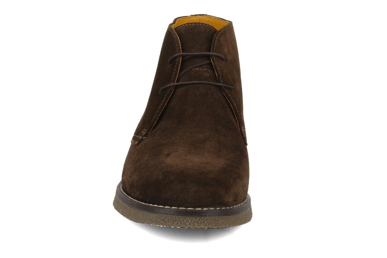 Bottines et boots Geox U claudio b Noir vue portées chaussures