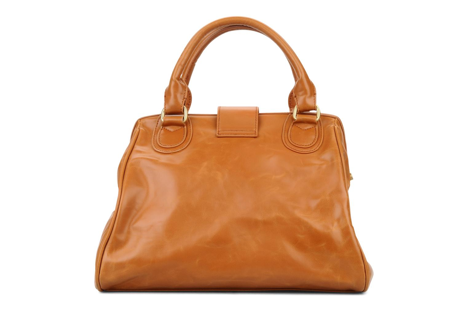 Borse Friis & company Garbo doctor bag Beige immagine frontale