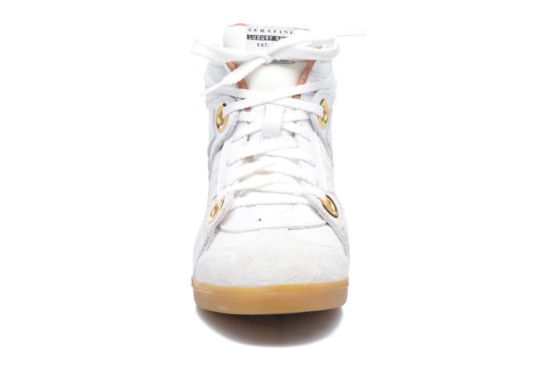 White & Gold Stars Serafini Manhattan (Blanc)