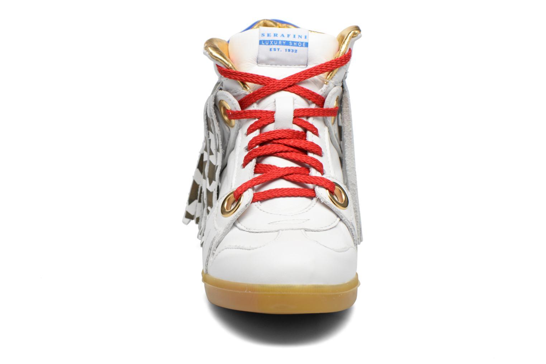 Sneakers Serafini Manhattan Wit model