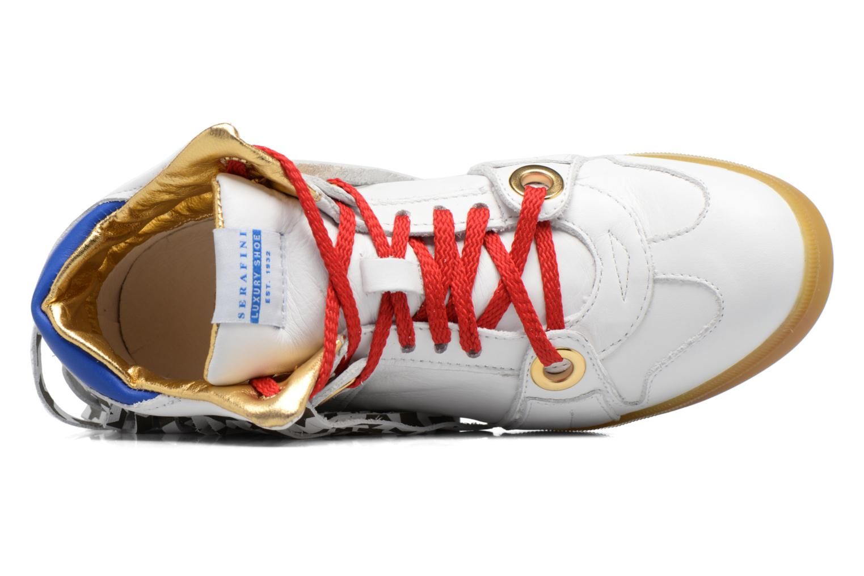 Sneakers Serafini Manhattan Wit links