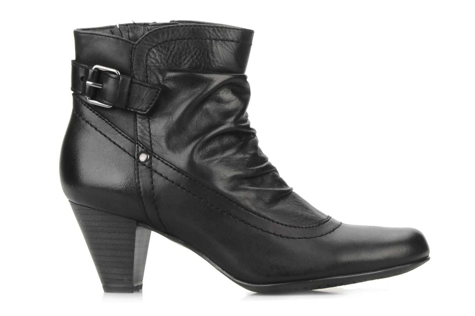 Lizy Black leather