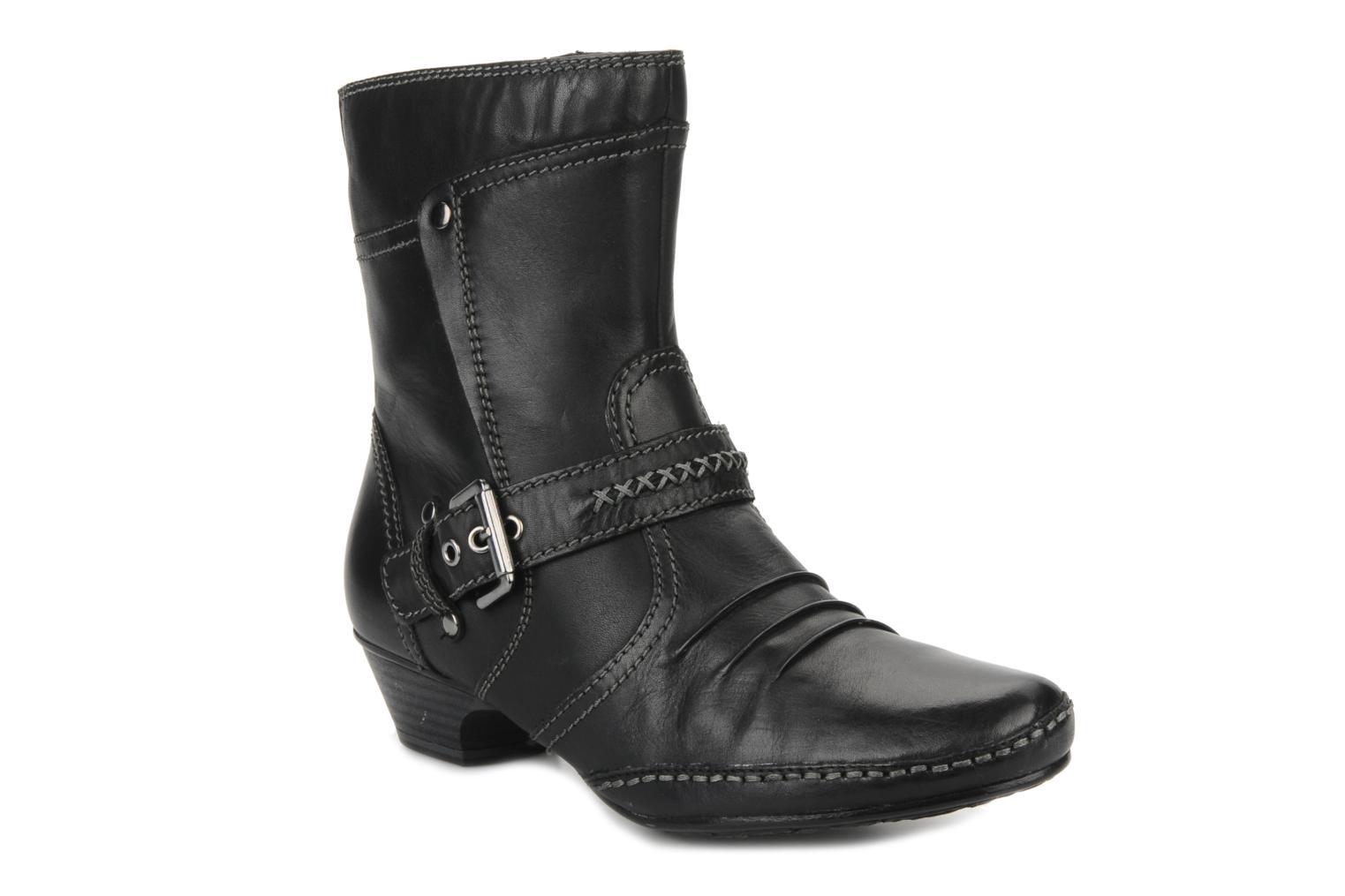Louk Black leather