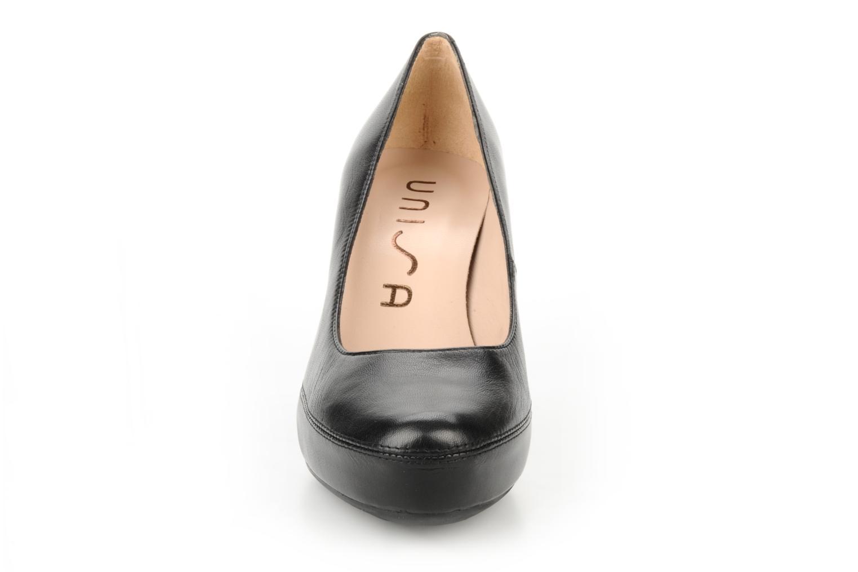 High heels Unisa Numar Black model view