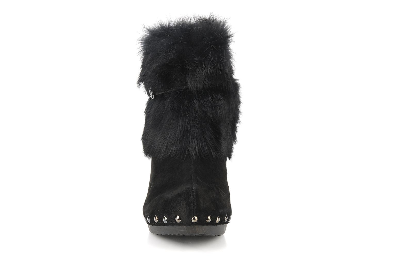 Bottines et boots Tosca Blu Shoes Ragusa Noir vue portées chaussures