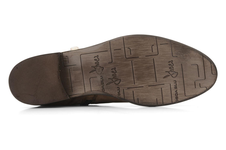 Stivaletti e tronchetti Tosca Blu Shoes Cefalu Marrone immagine dall'alto