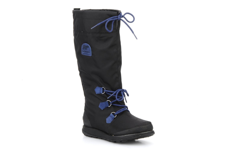 Støvler & gummistøvler Sorel Sorel 88 Sort detaljeret billede af skoene