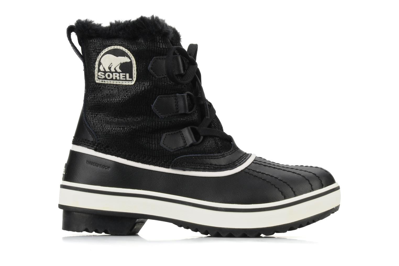 Chaussures de sport Sorel Tivoli Noir vue derrière