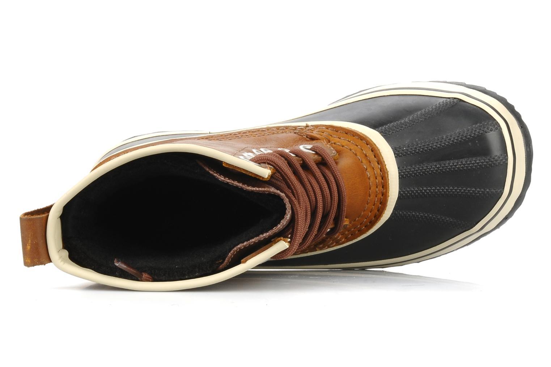 Sportschoenen Sorel 1964 premium ltr Bruin links