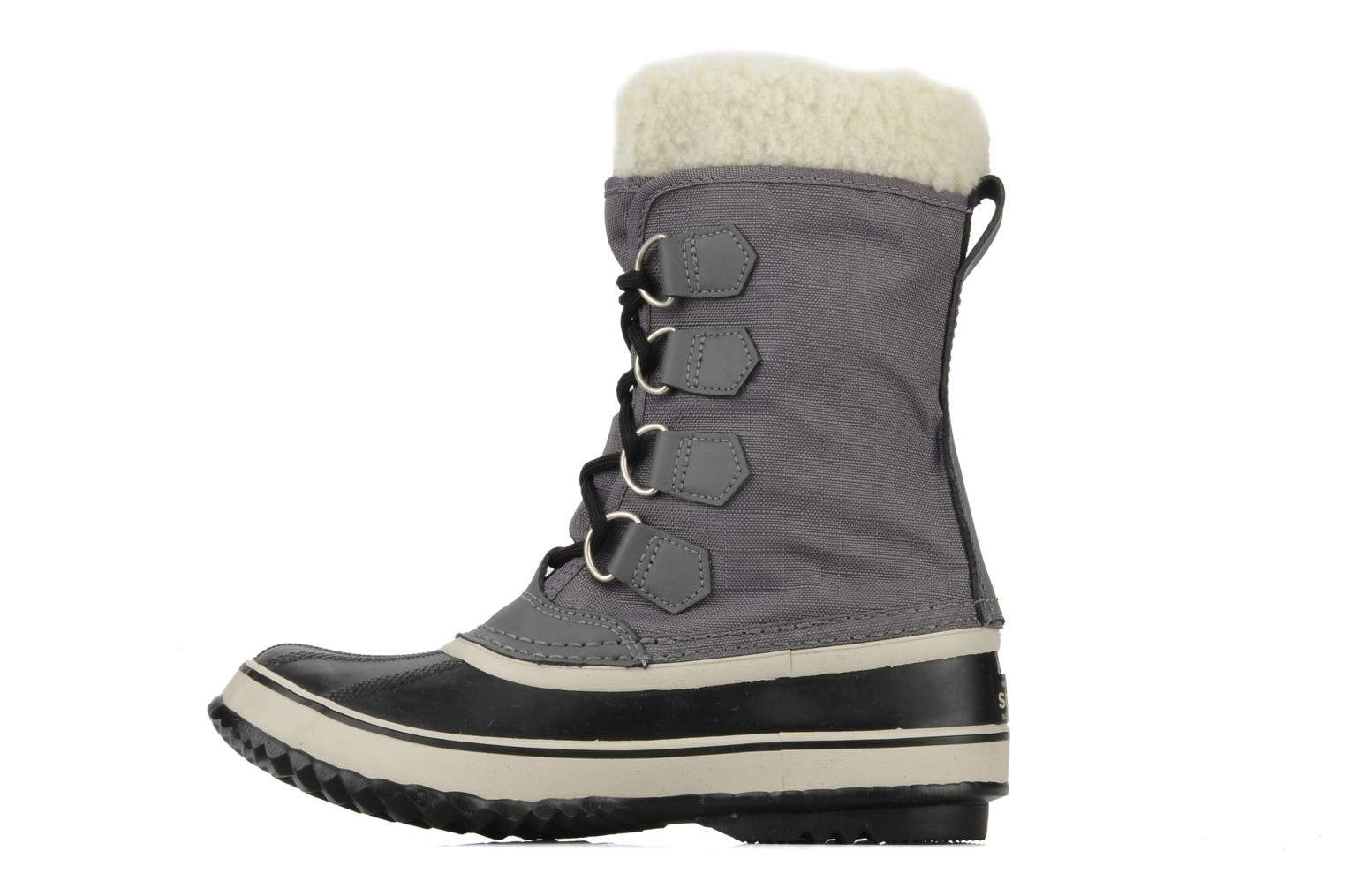 Sport shoes Sorel Winter carnival Grey front view