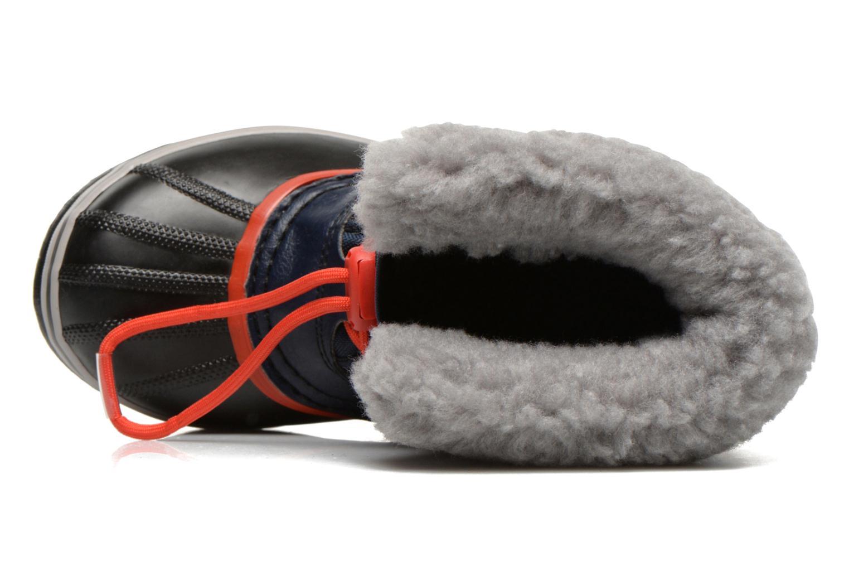 Sportschoenen Sorel Yoot Pac Nylon Blauw links