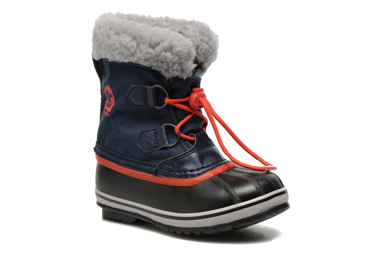 Sport shoes Sorel Yoot Pac Nylon Blue detailed view/ Pair view