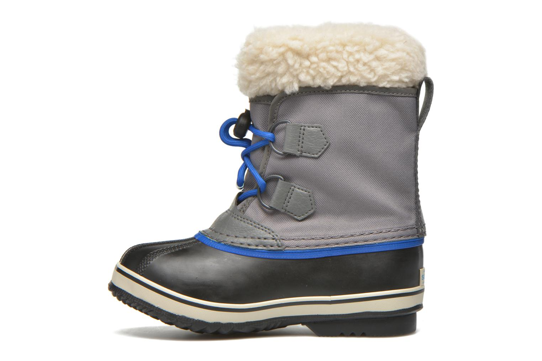 Sport shoes Sorel Yoot Pac Nylon Grey front view