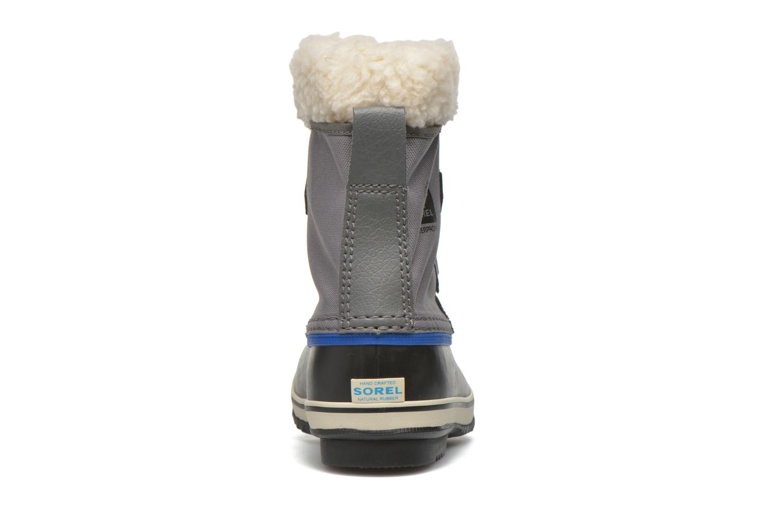 Sport shoes Sorel Yoot Pac Nylon Grey view from the right