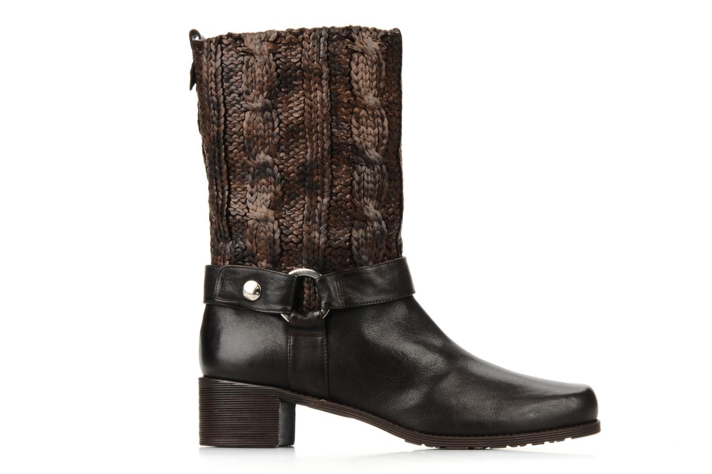 Boots en enkellaarsjes Stuart Weitzman Pimlico Bruin achterkant