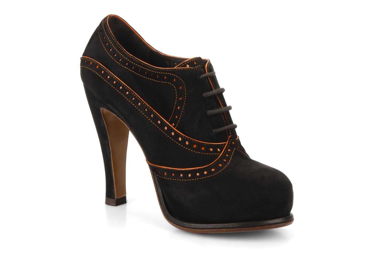 Chaussures à lacets Michel Perry Kavala Marron vue détail/paire