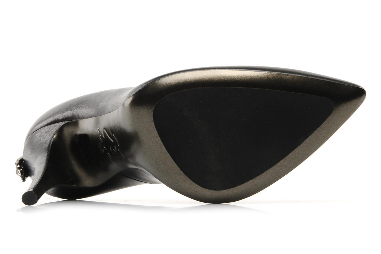 Zapatos de tacón Ernesto Esposito Pazina Negro vista de arriba