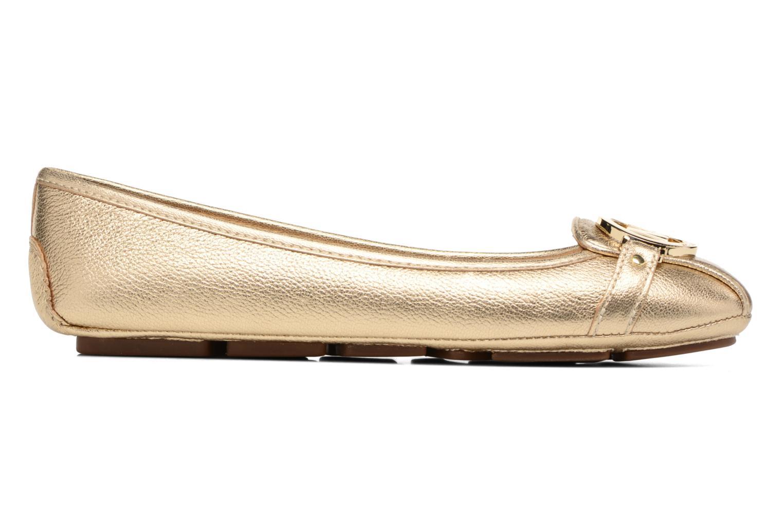 Ballerines Michael Michael Kors Fulton Moc Or et bronze vue derrière