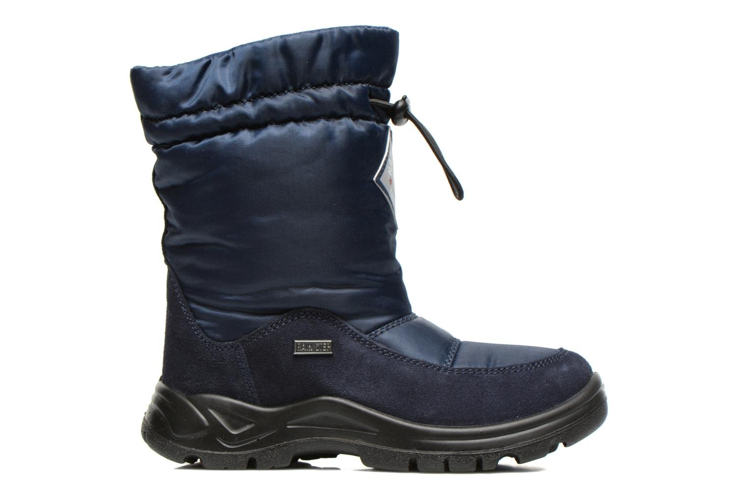 Boots & wellies Naturino Varna Blue back view