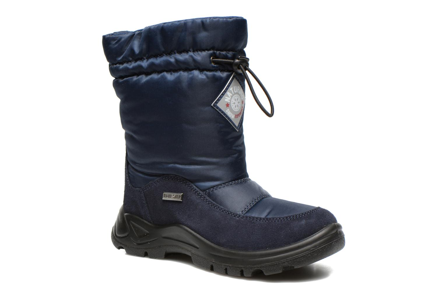 Boots & wellies Naturino Varna Blue detailed view/ Pair view