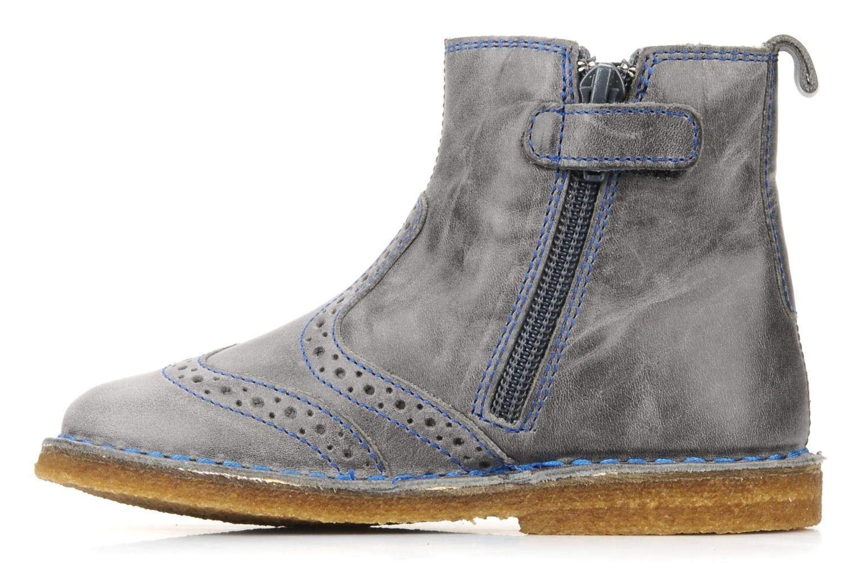 Bottines et boots Naturino Falcotto 2934 Gris vue face
